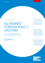 EU feminist foreign policy in Syria