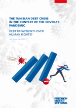 The Tunisian debt crisis in the context of the COVID-19 pandemic